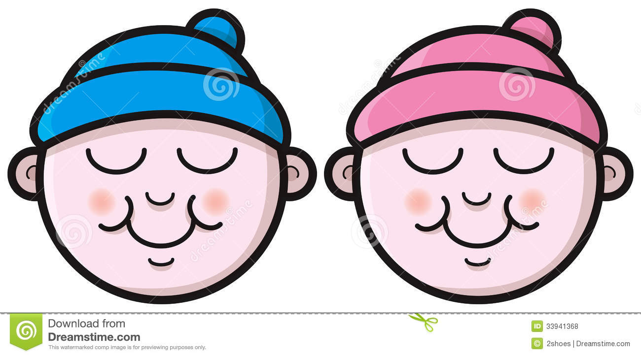 cartoon baby faces stock vector illustration of face 33941368