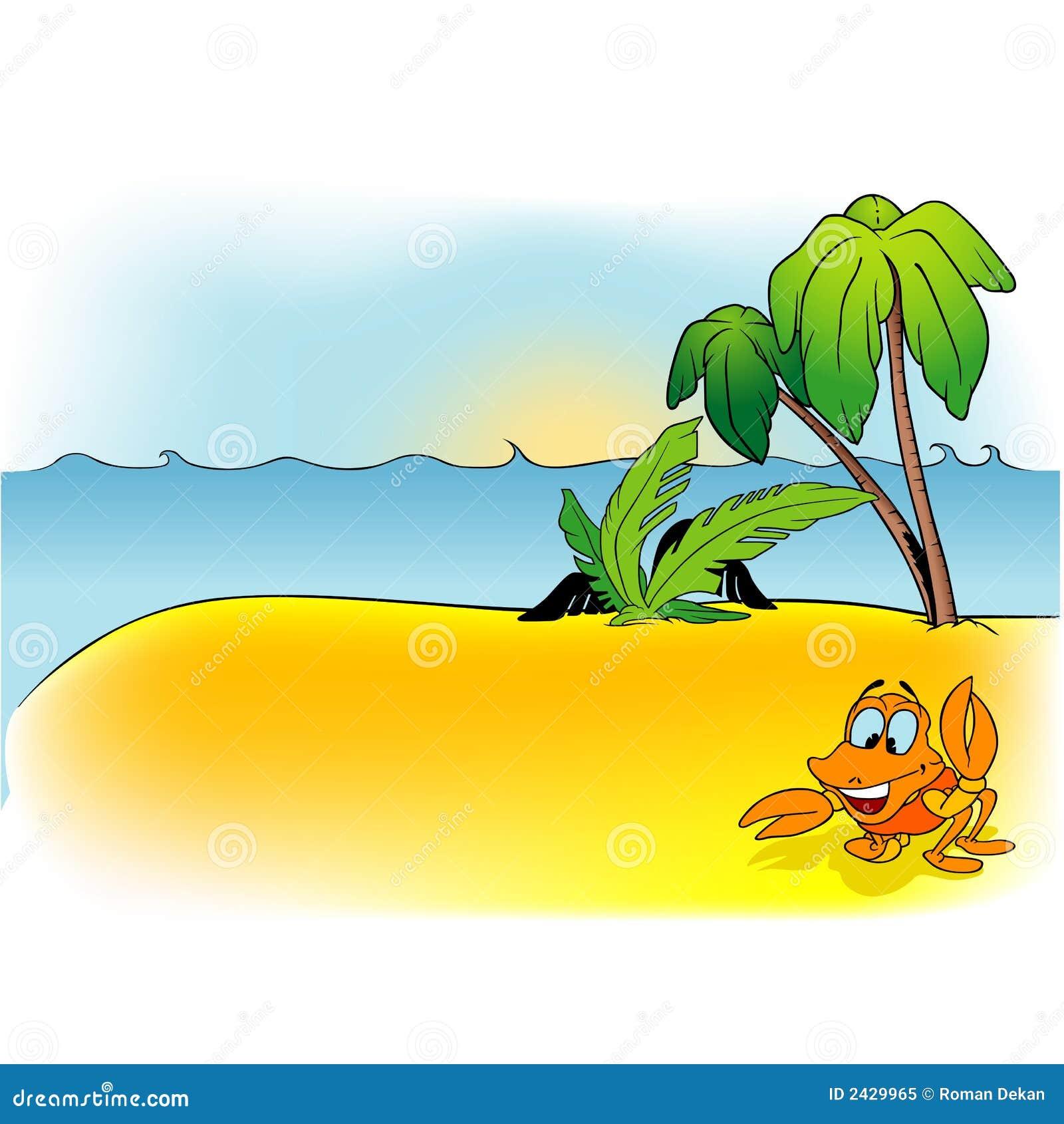 Cartoon Background 10 stock vector. Illustration of nature ...