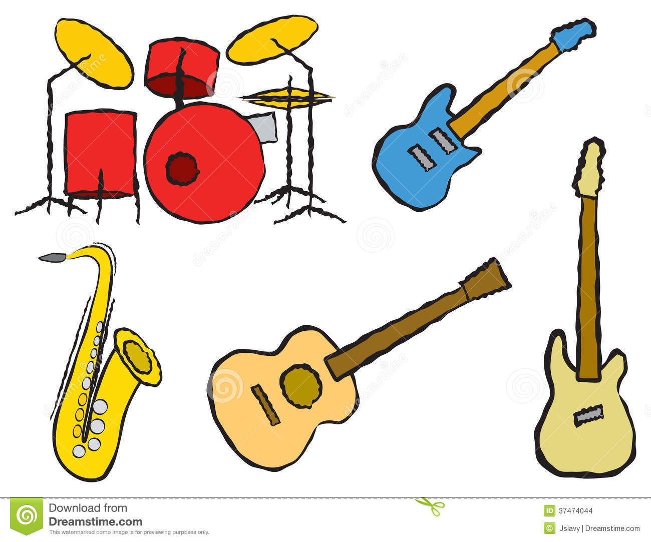 cartoon band instruments stock images image 37474044 marching band drum major clipart drum major clip art images