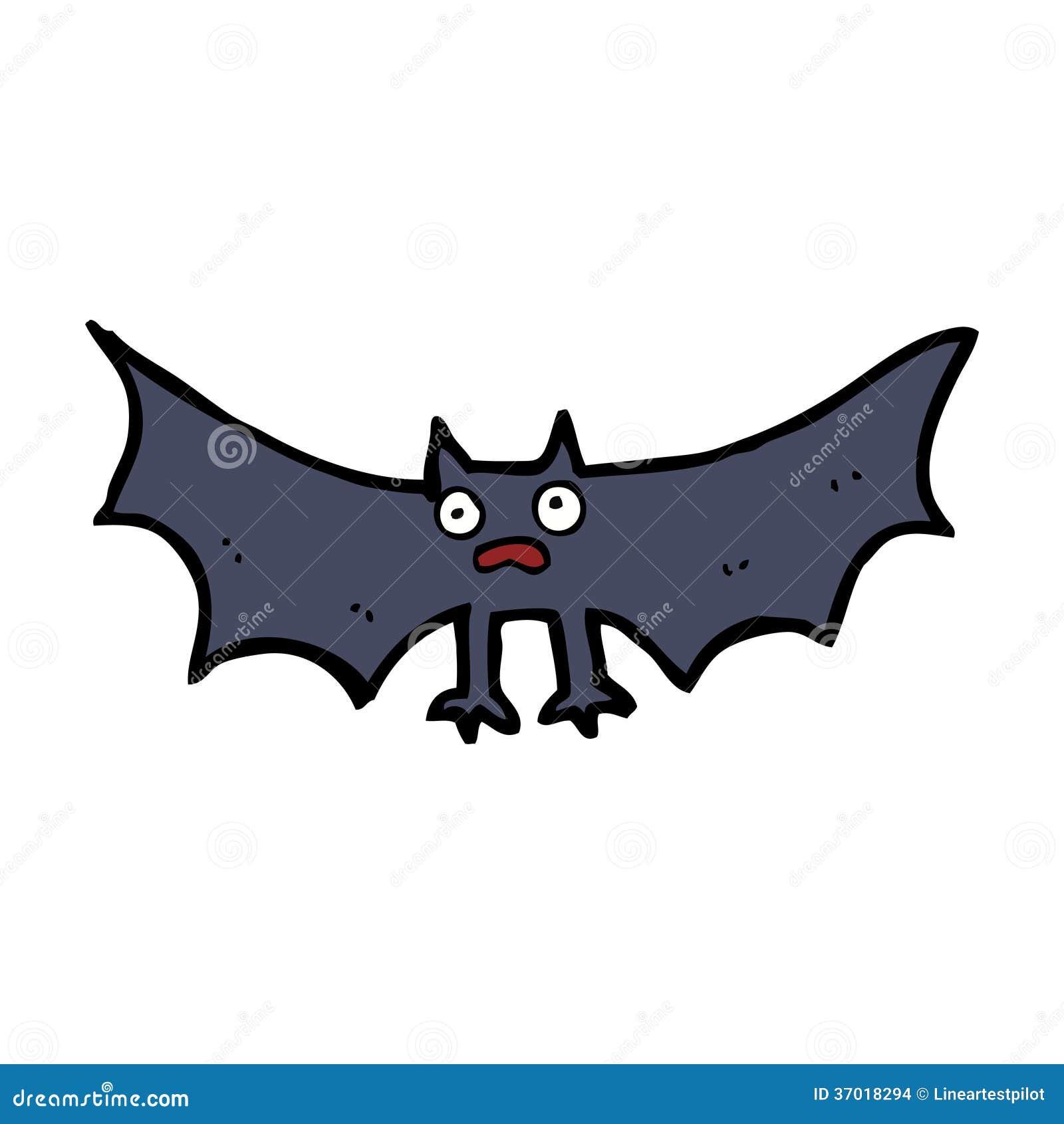 Cartoon Bats: Cartoon Bat Stock Images
