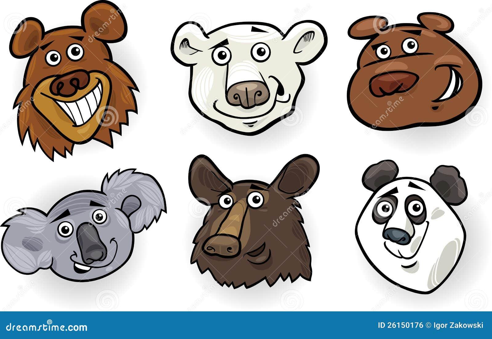 Cartoon Clipart Of Farm Animals