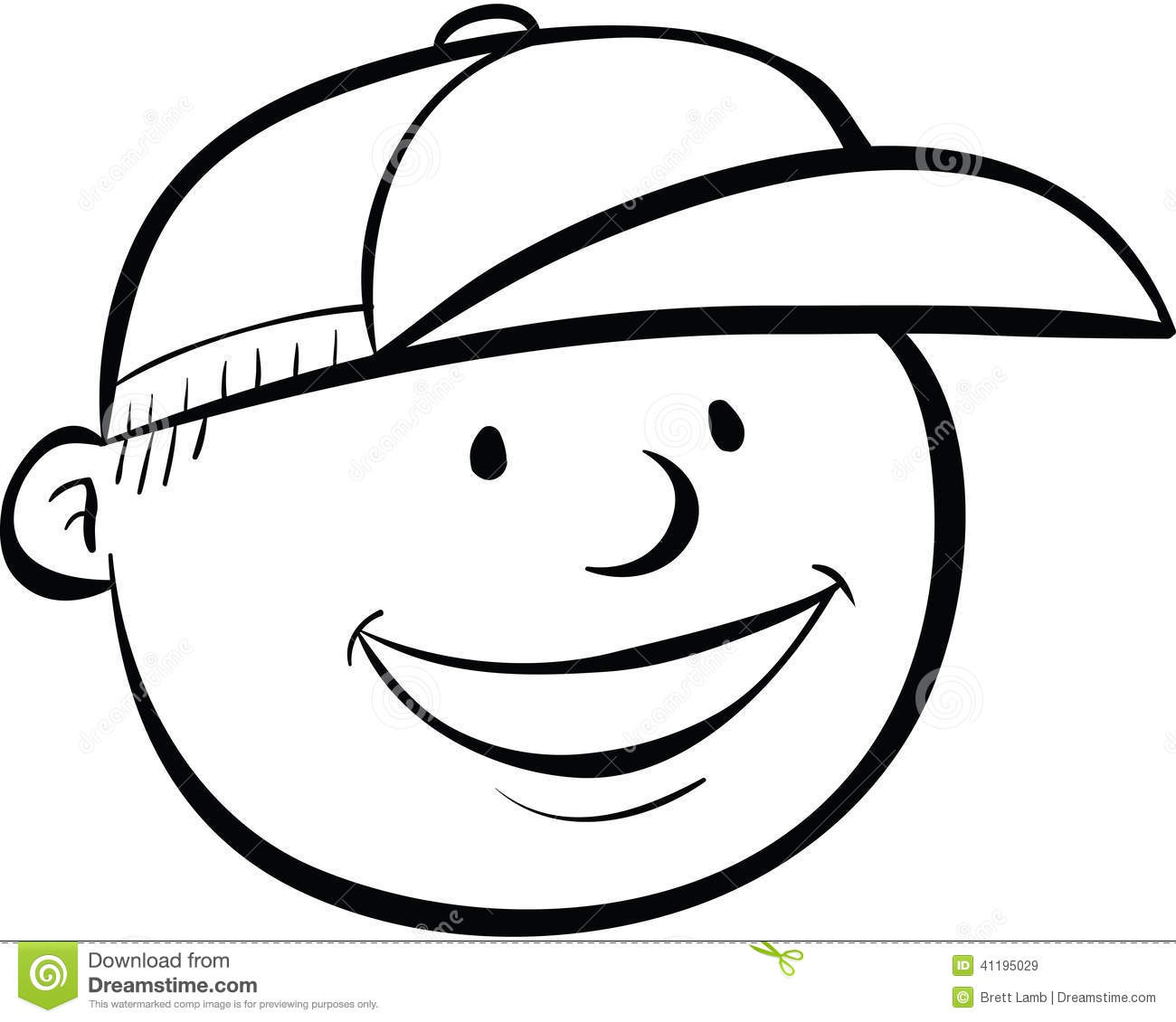 Line Drawing Of Happy Face : Happy faces cartoon black and white pixshark