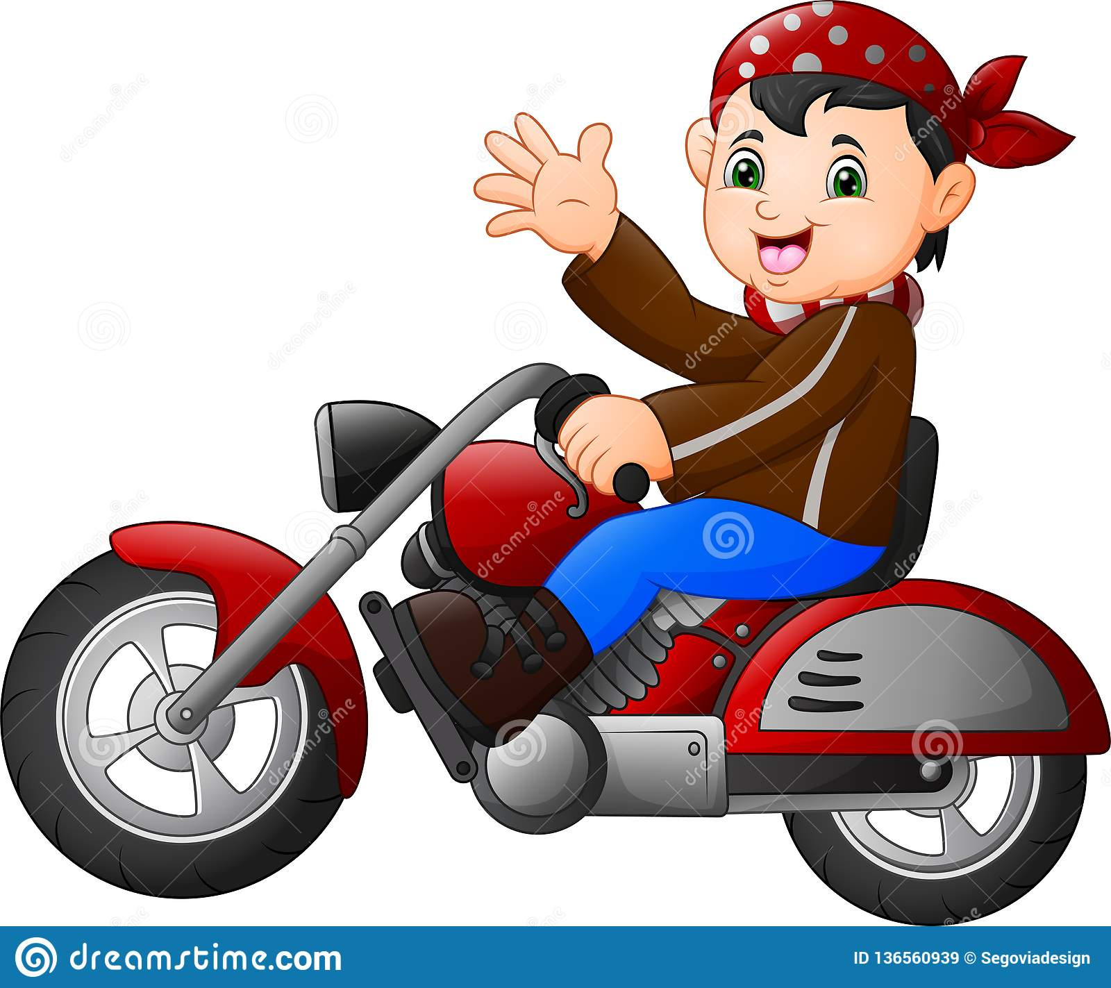 Funny Motorcycle Stock Illustrations – 1,808 Funny ...