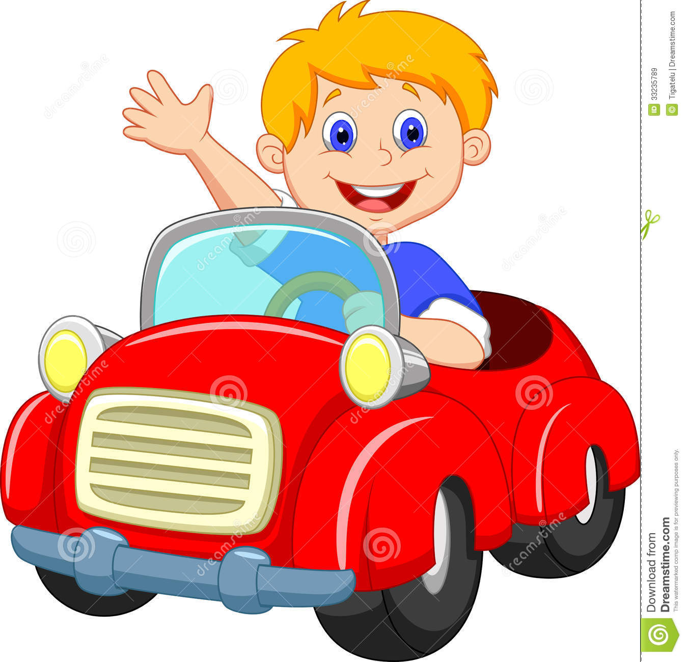 cartoon boy in the red car royalty free stock images baby owl clipart free baby owl clip art free