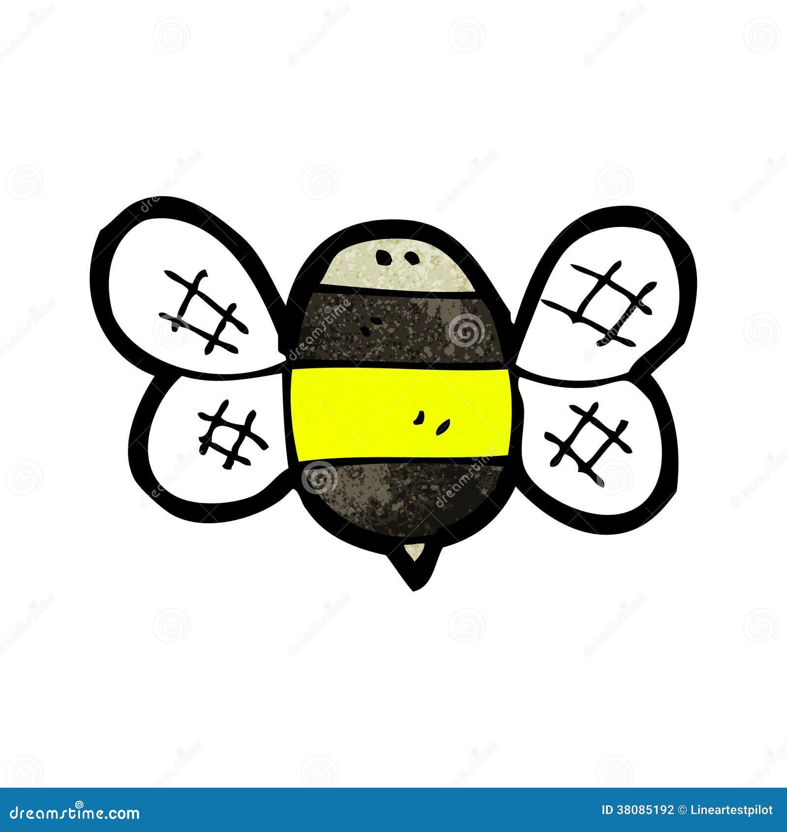 Cartoon bumble bee stock vector illustration of retro 38085192 royalty free stock photo biocorpaavc