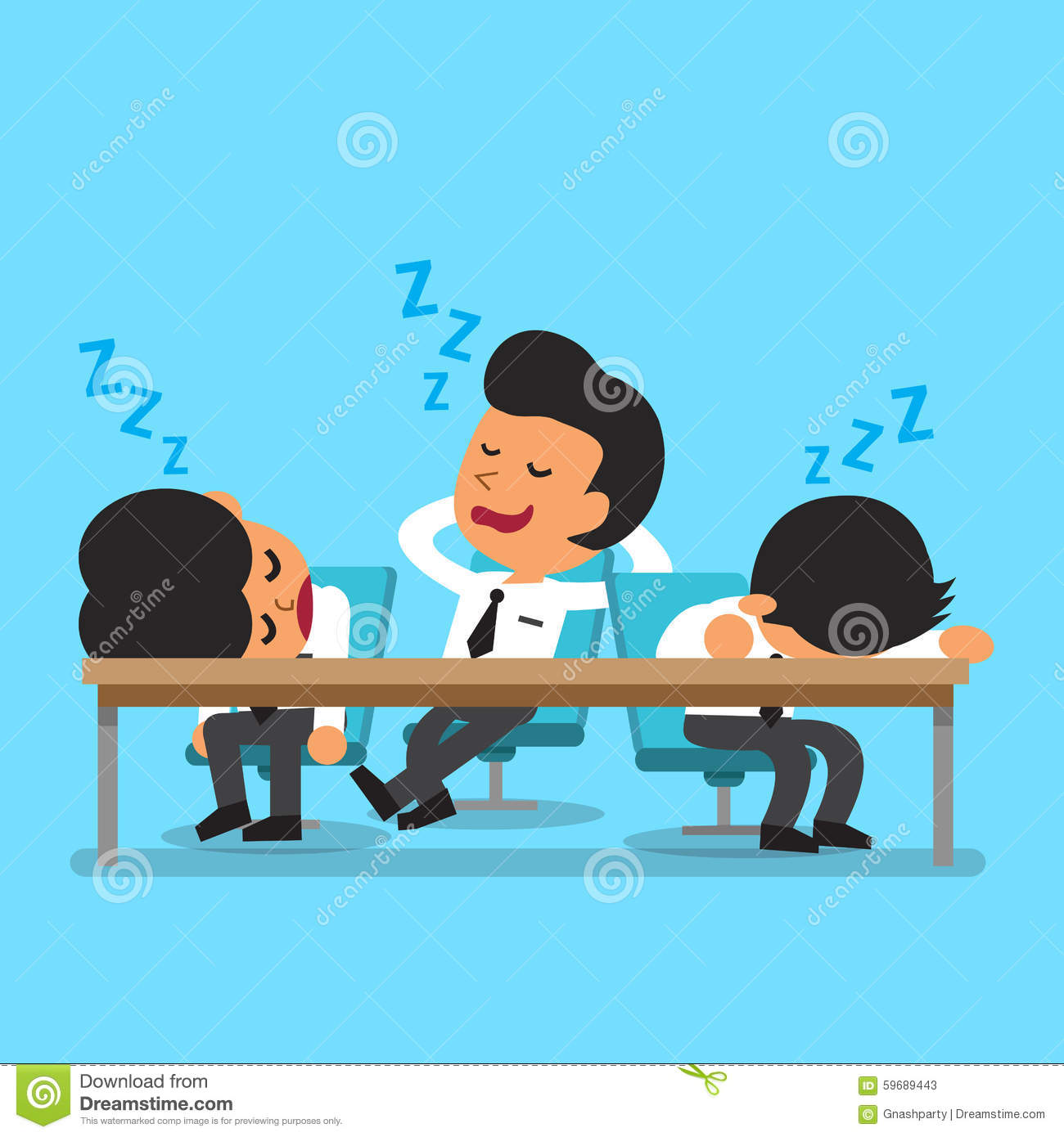 how to fall asleep instantly in class