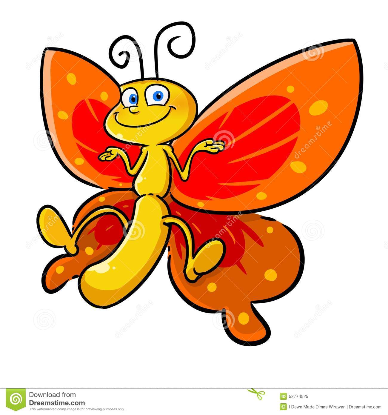 animated butterfly clipart free - photo #45