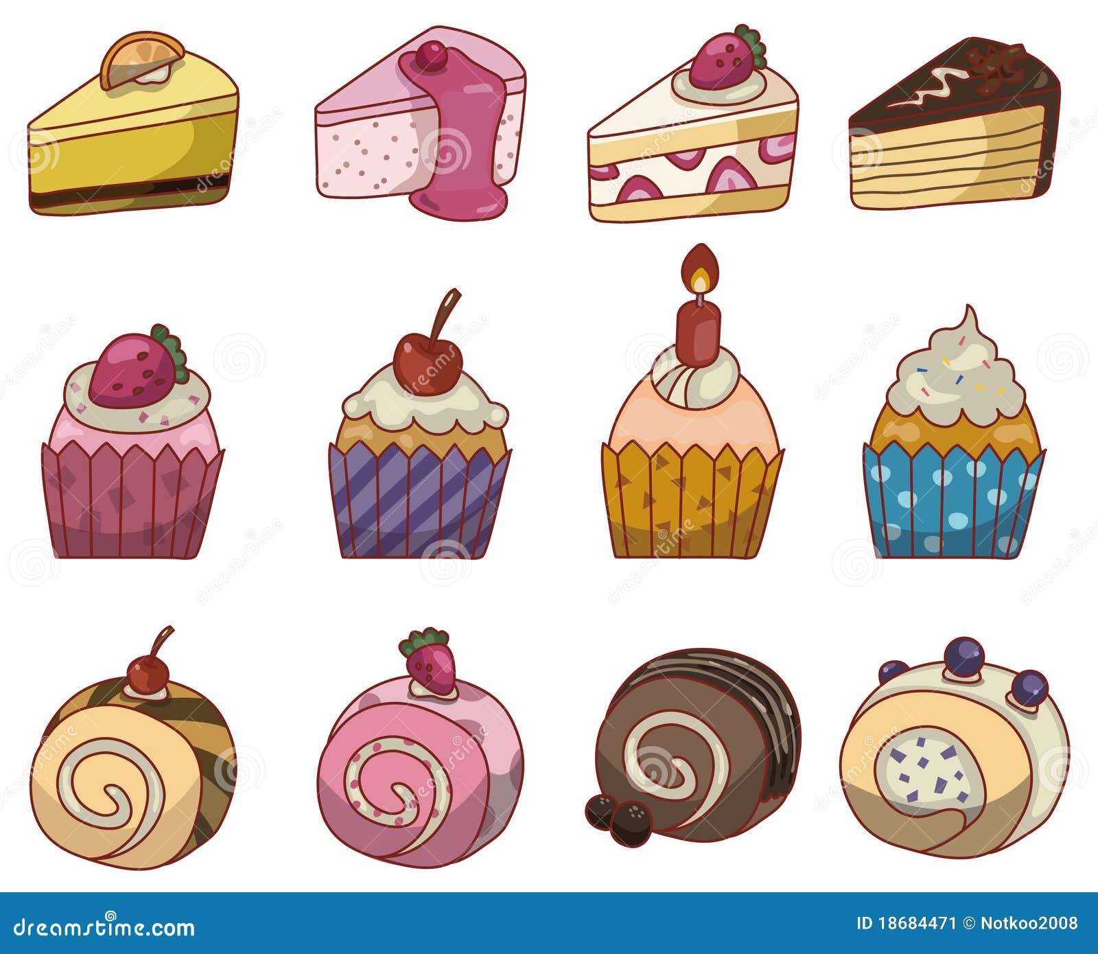 Cup Cake Dessin
