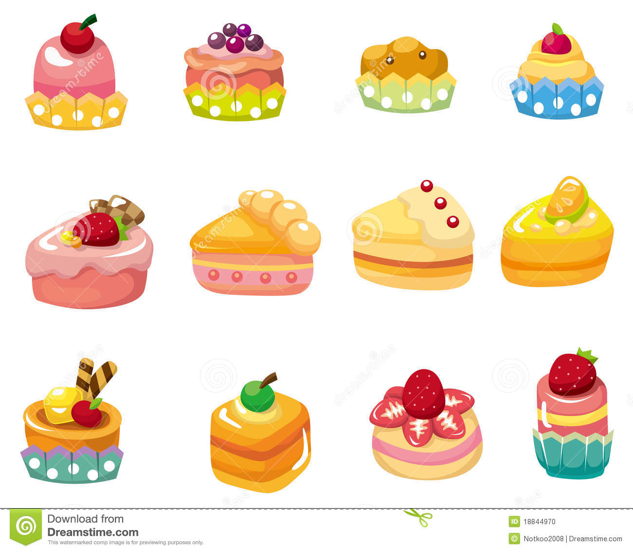 Image result for cake images cartoon
