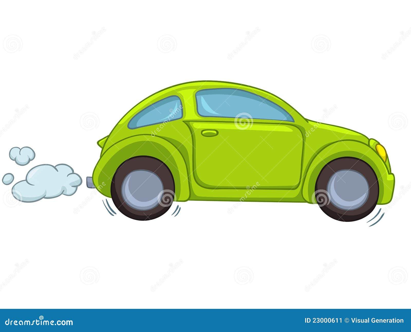 Cartoon Car Stock Image Image 23000611