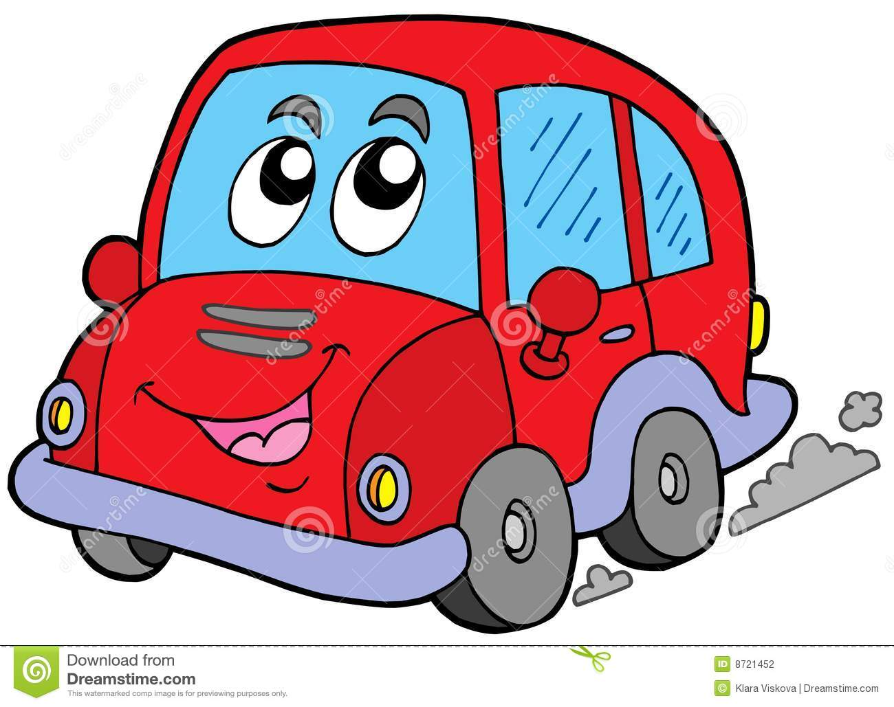 Cartoon Car Stock Photos, Images, & Pictures - 32,357 Images