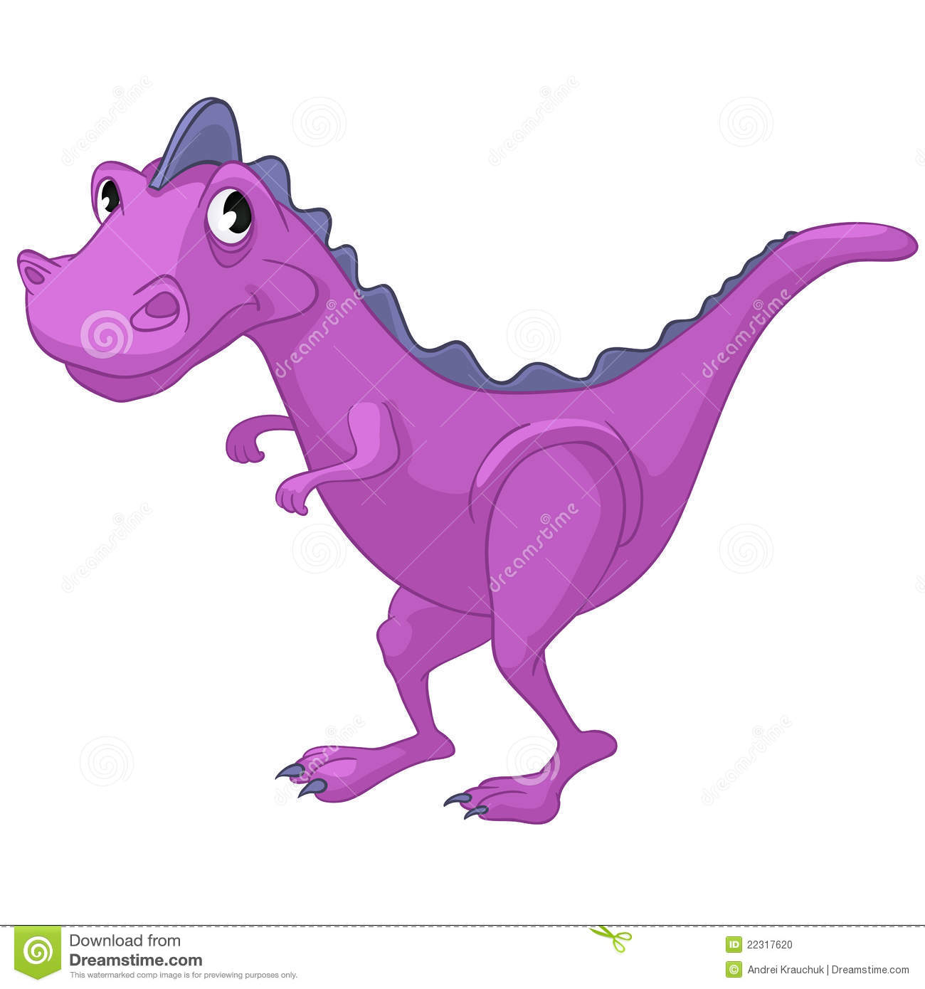 More similar stock images of ` Cartoon Character Dino `