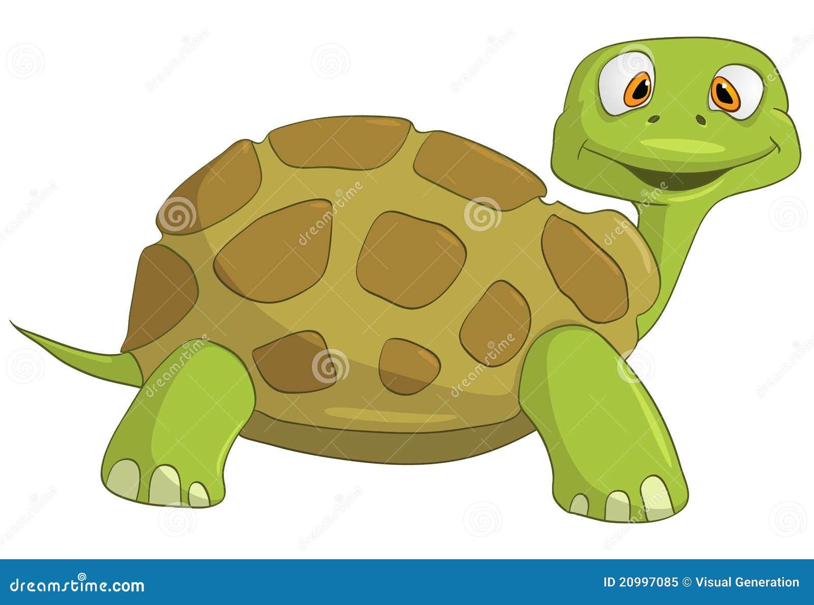 Cartoon Character Turtle Royalty Free Stock Photo - Image: 20997085