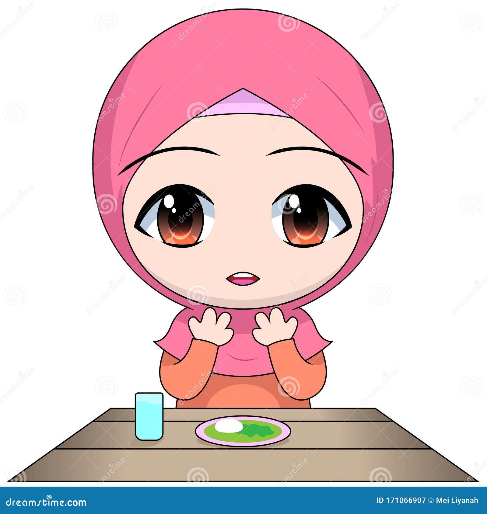 Pray Before Eating Be Grateful For Food In Islam Cute
