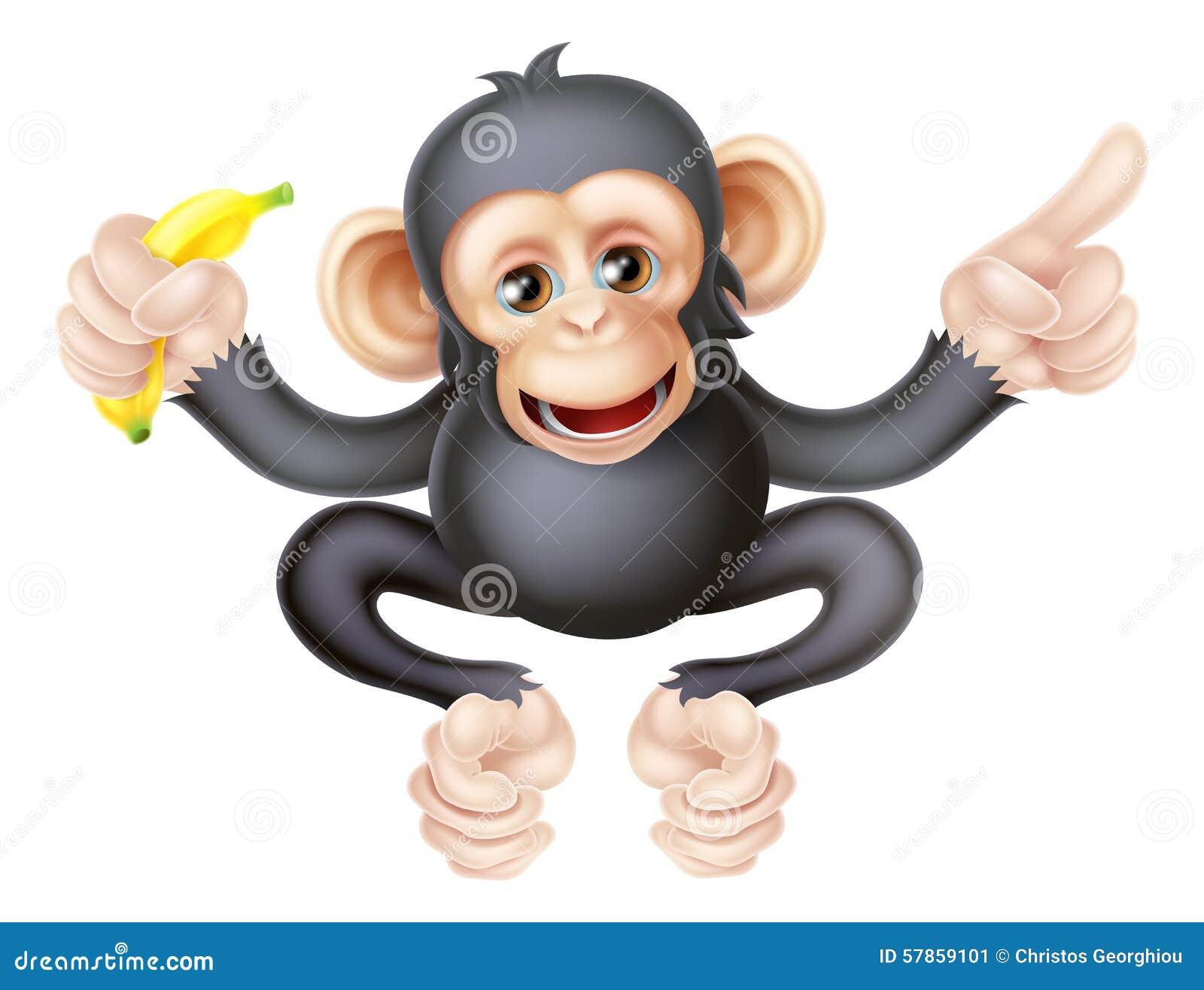 how to eat a banana like a monkey
