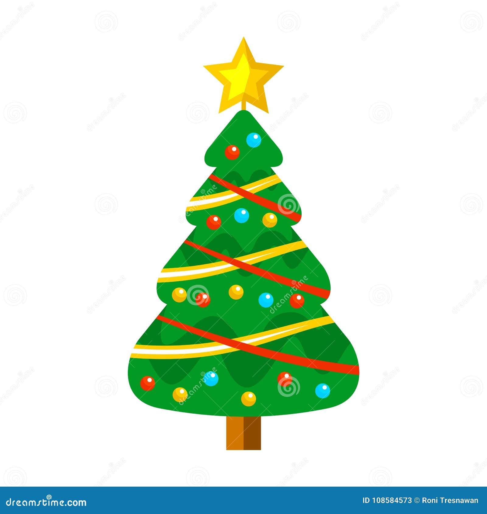 cartoon christmas tree fully decorated - Buy Fully Decorated Christmas Tree
