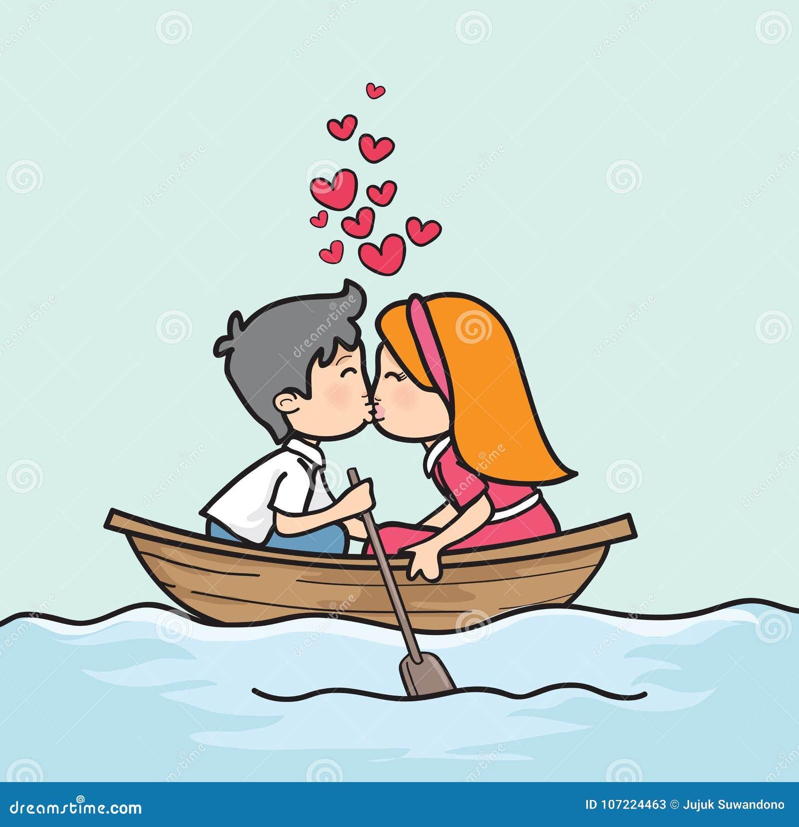 Cartoon Cute Couple Kissing Stock Illustrations 1 505 Cartoon Cute Couple Kissing Stock Illustrations Vectors Clipart Dreamstime