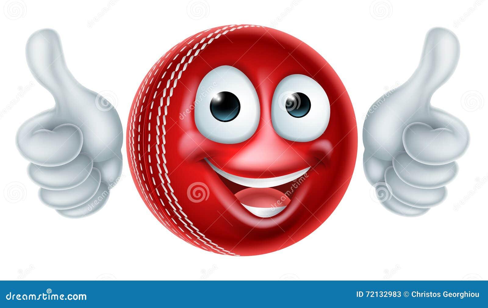 cartoon cricket ball character stock vector illustration cricket clip art clock cricut clip art free