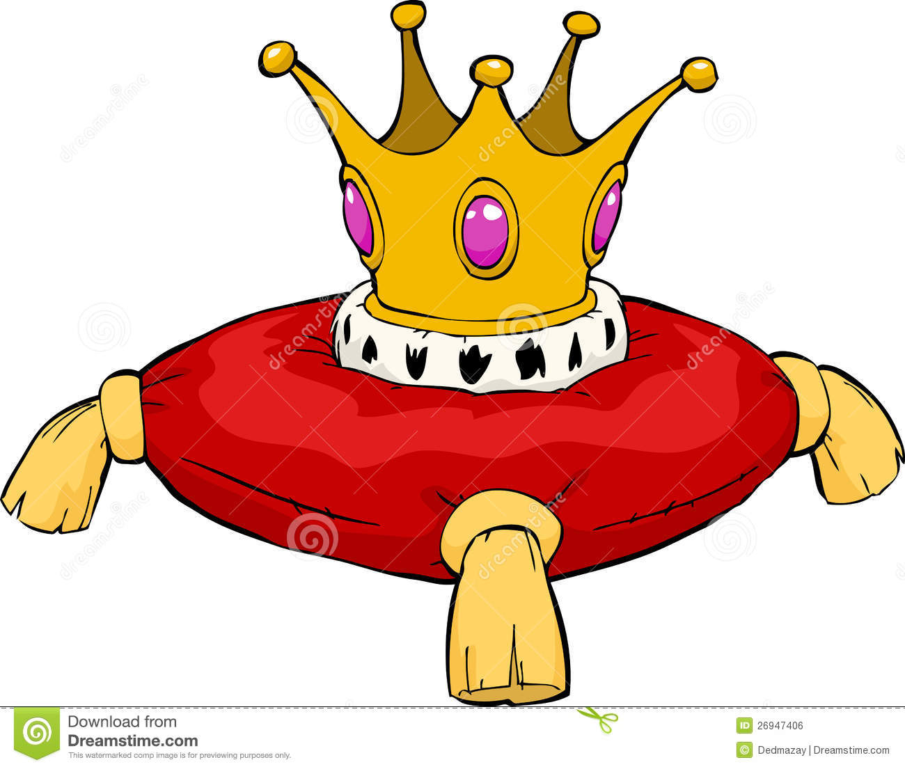 Cartoon Crown Stock Vector Illustration Of Cartoon Painting 26947406 ✓ free for commercial use ✓ high quality images. dreamstime com