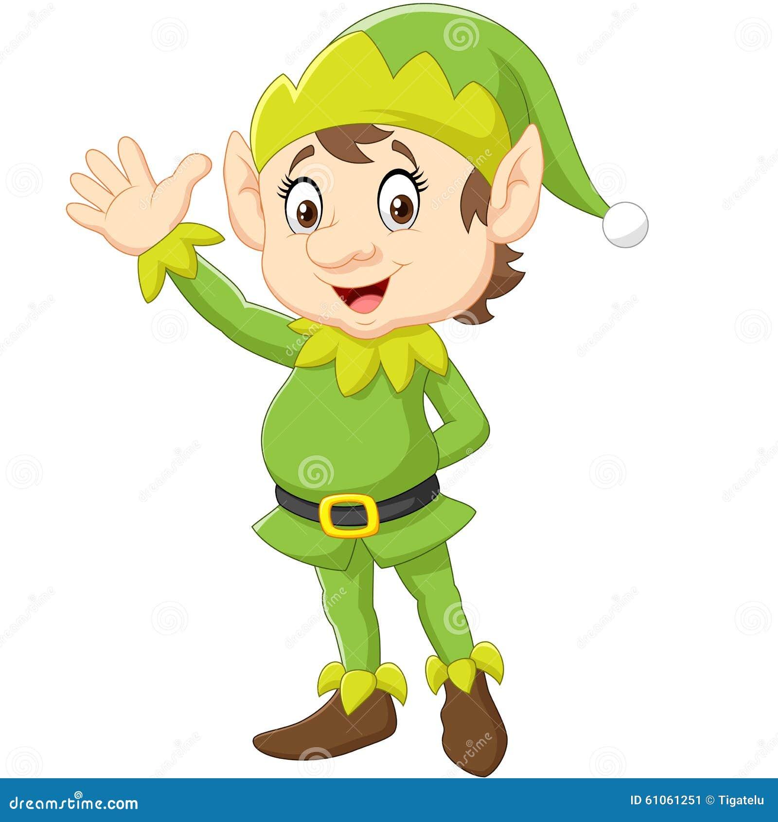 Cartoon Elf Images Stock Photos amp Vectors  Shutterstock