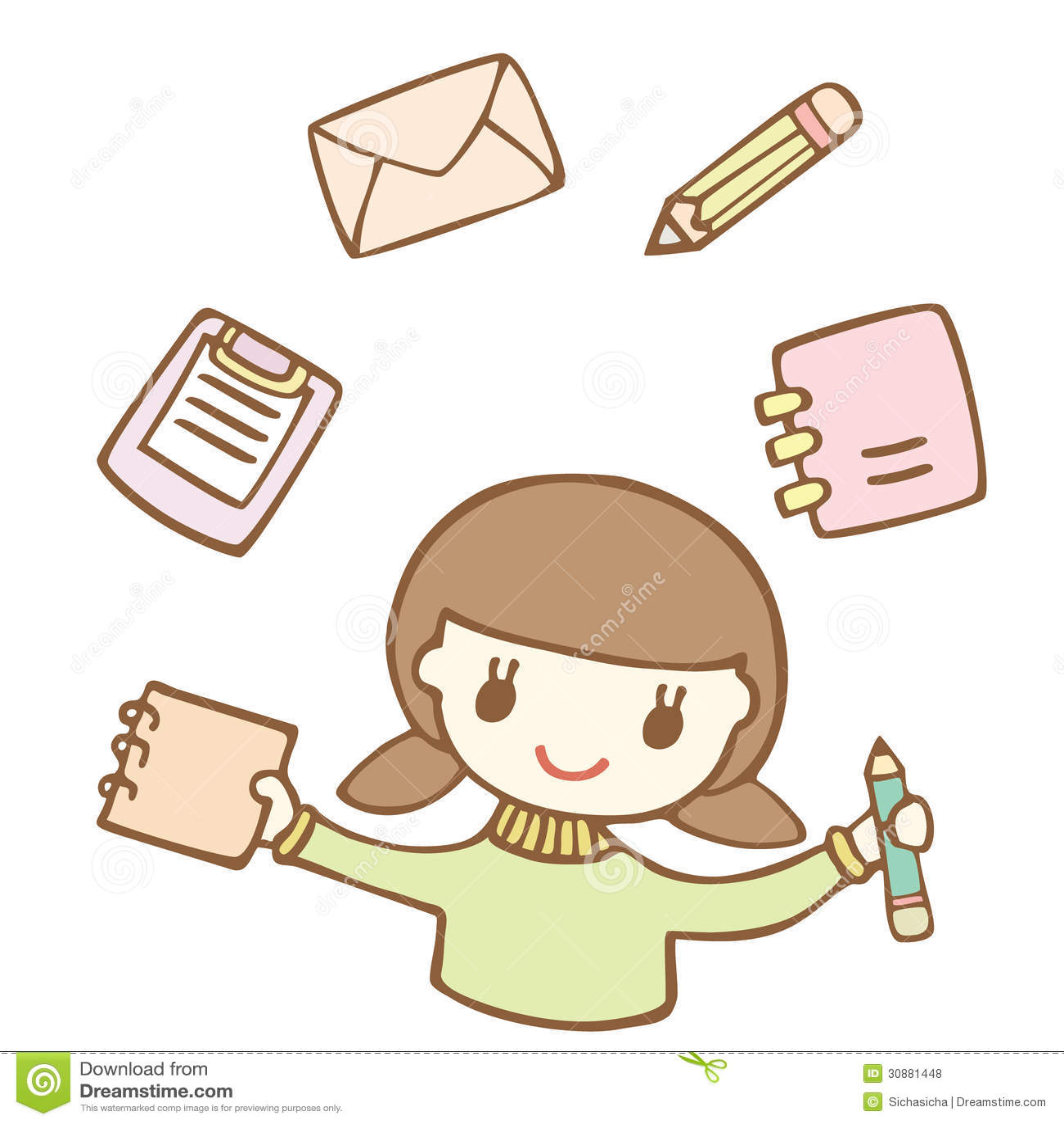cartoon stationery icon cartoon vector cartoondealer com paperclip images clipart paper clip clipart