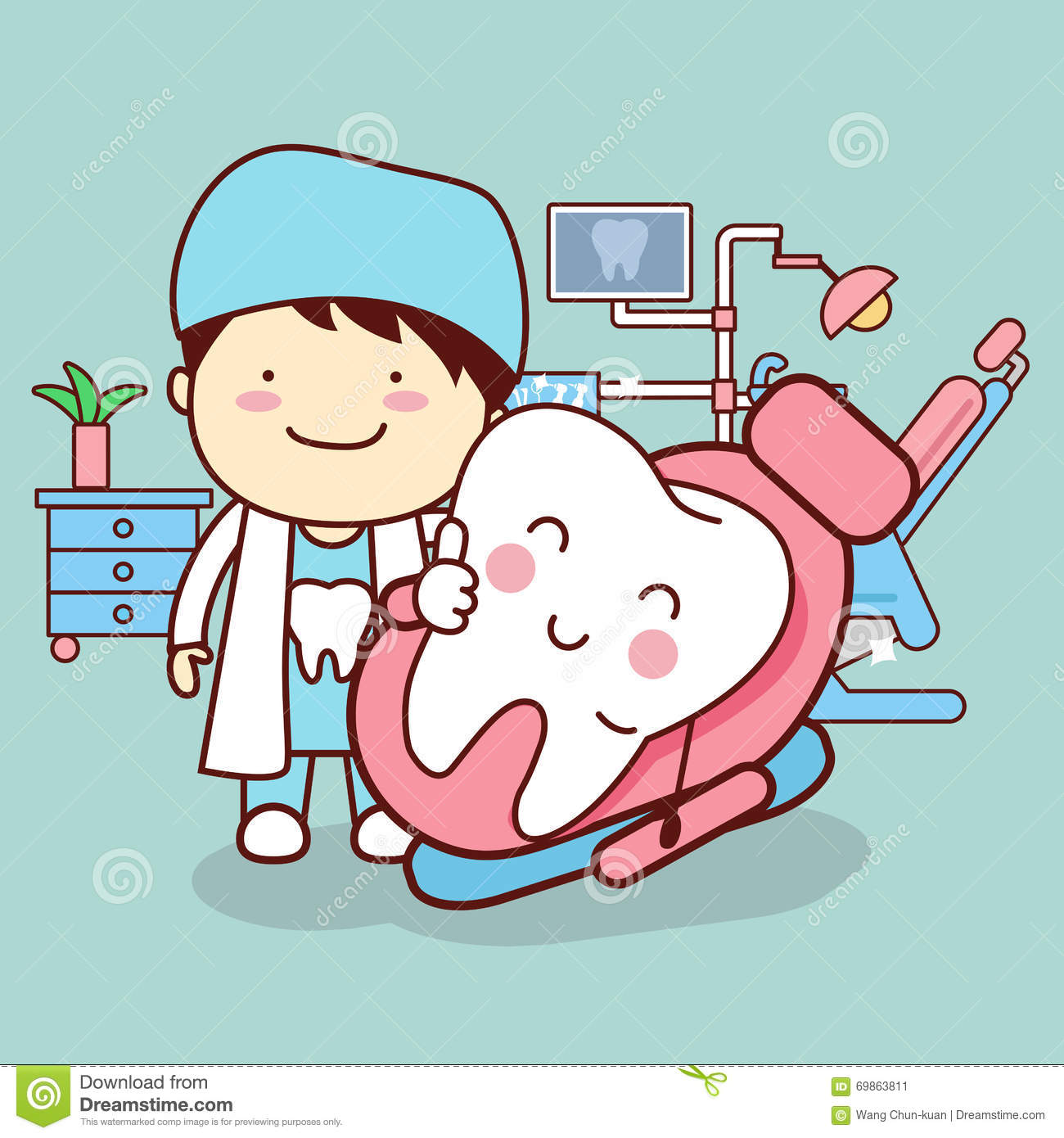 cartoon-dentist-tooth-doctor-sit-chair-thumb-up-great-dental-care-concept-69863811.jpg