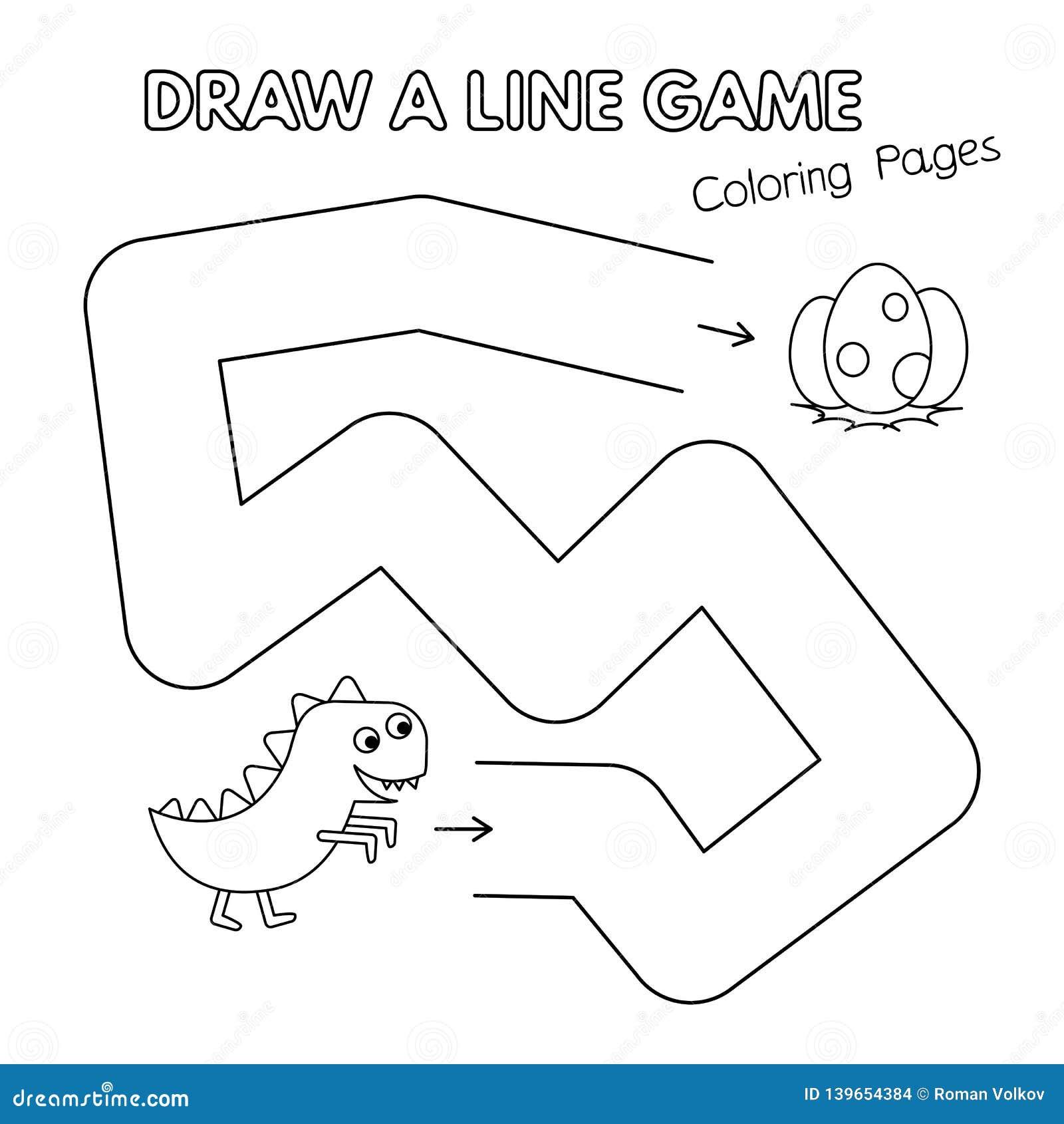 Fun Fact Dinosaur Dot-to-Dots | Education.com | 1689x1600