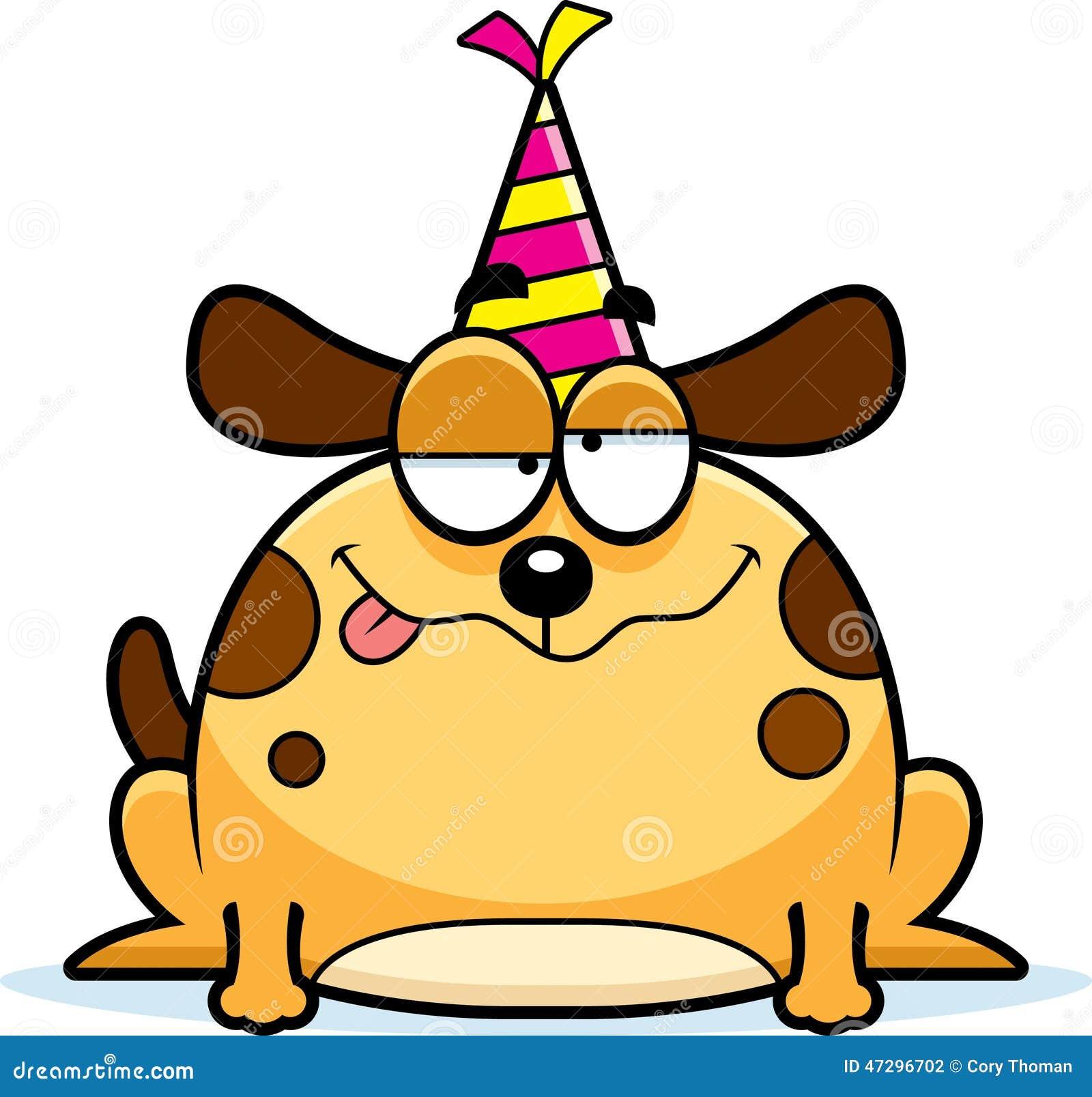clipart dog birthday - photo #48