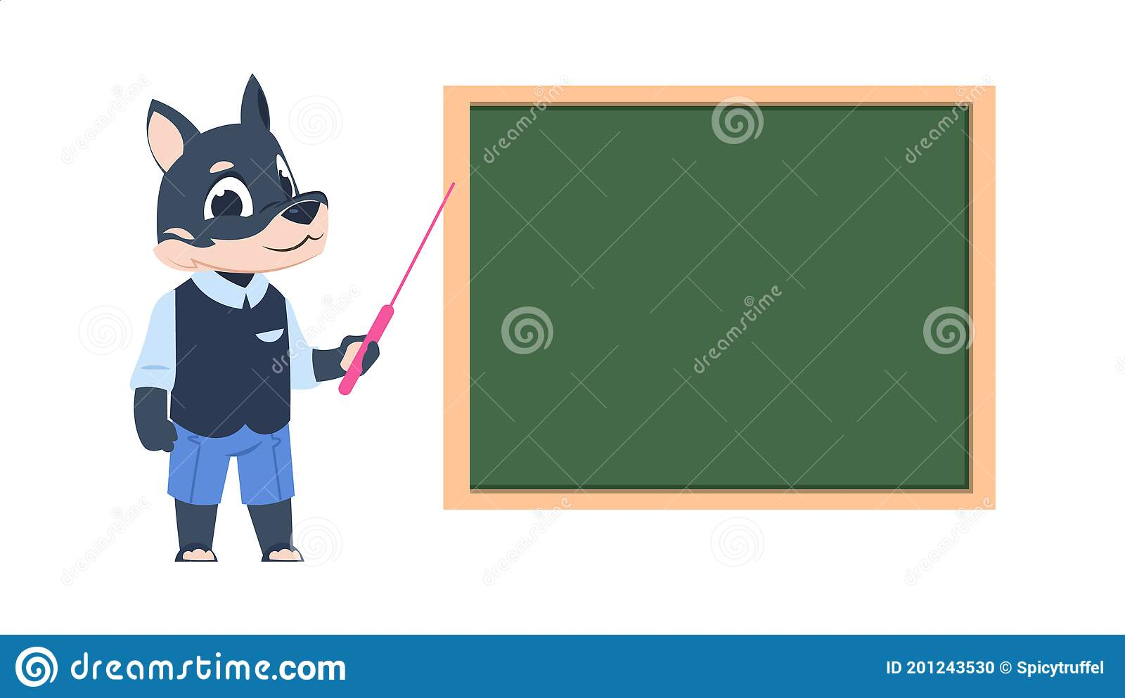 35+ Teacher's Desk Animal Clipart