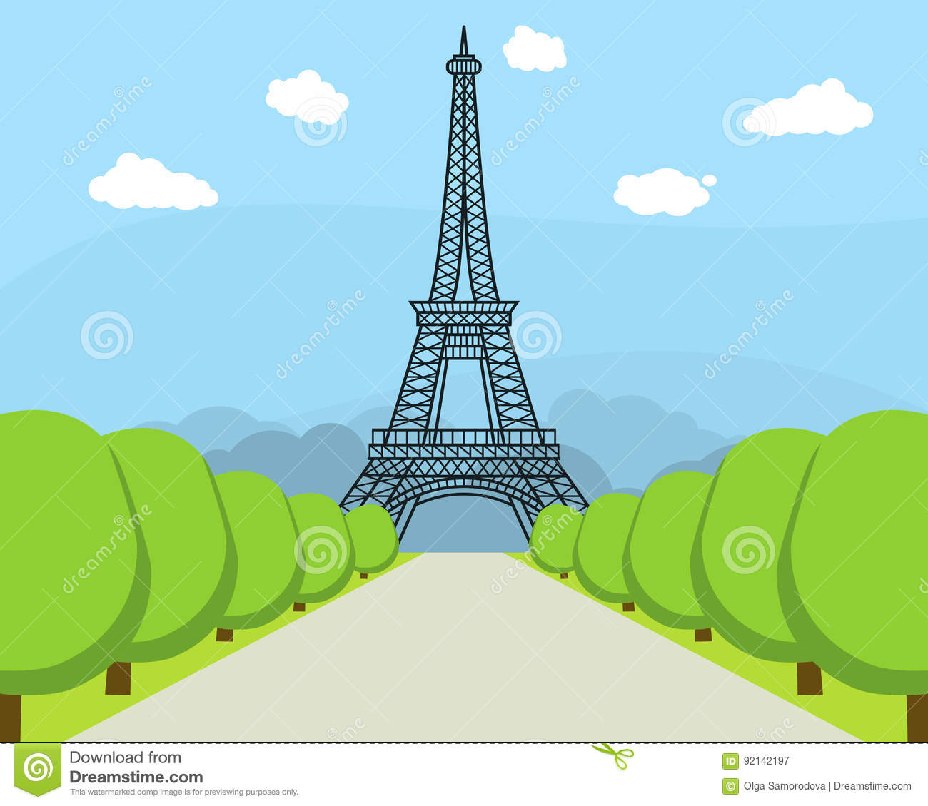 Cartoon Eiffel Tower Stock Illustrations 1 848 Cartoon Eiffel Tower Stock Illustrations Vectors Clipart Dreamstime