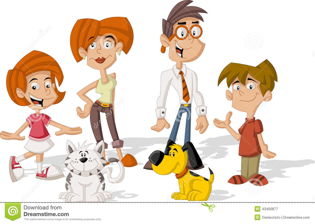 Zoo Cartoon Clipart