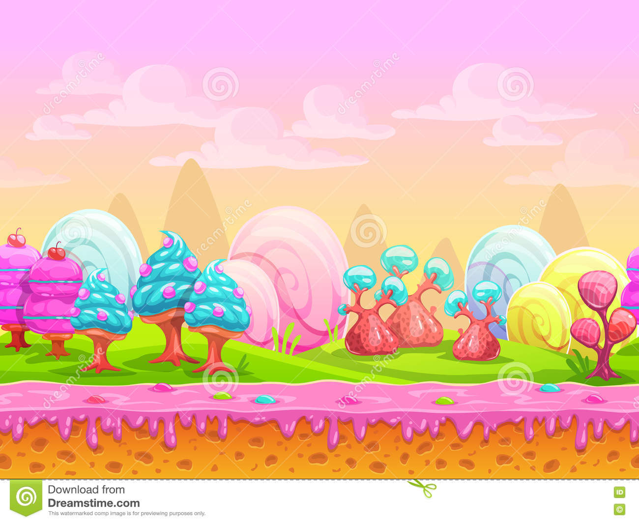 candy world wallpaper - photo #31