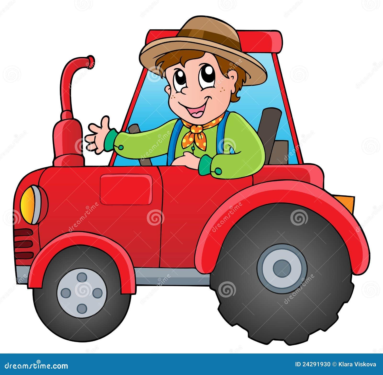 Трактор мультики для детей Кот в картинках раскраска