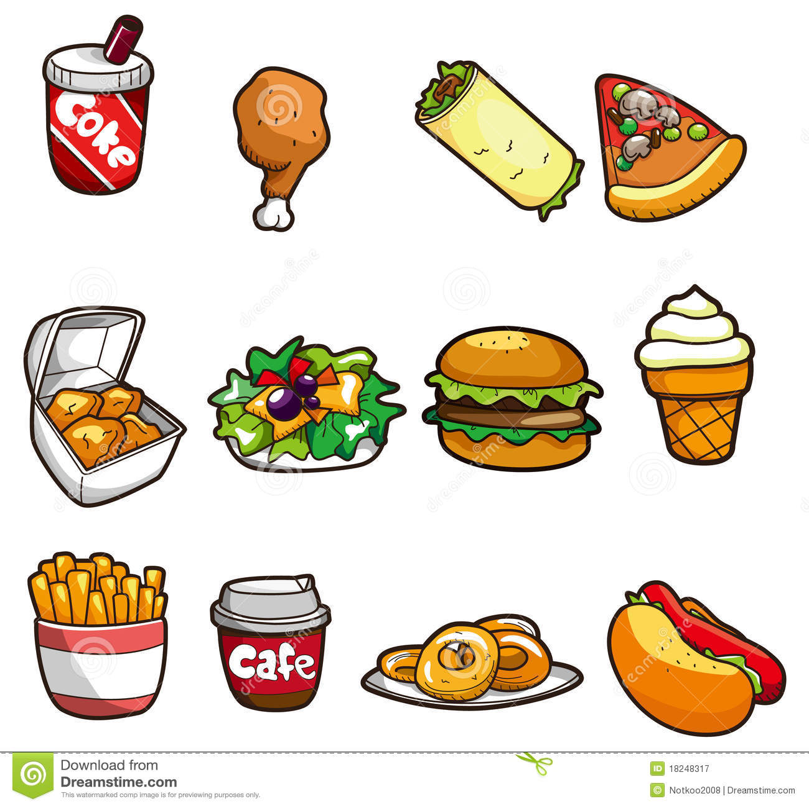Aliments Fast Food