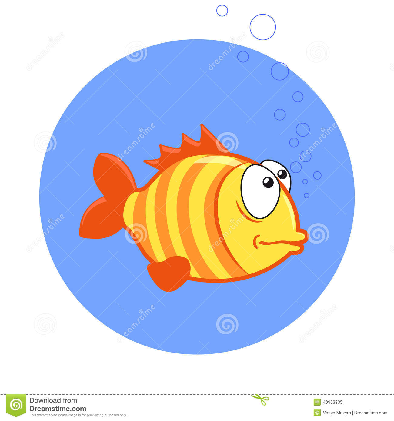 clip art of fish stock images image 18977694