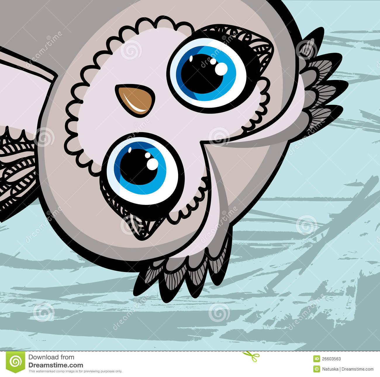 funny cartoon owls - photo #5
