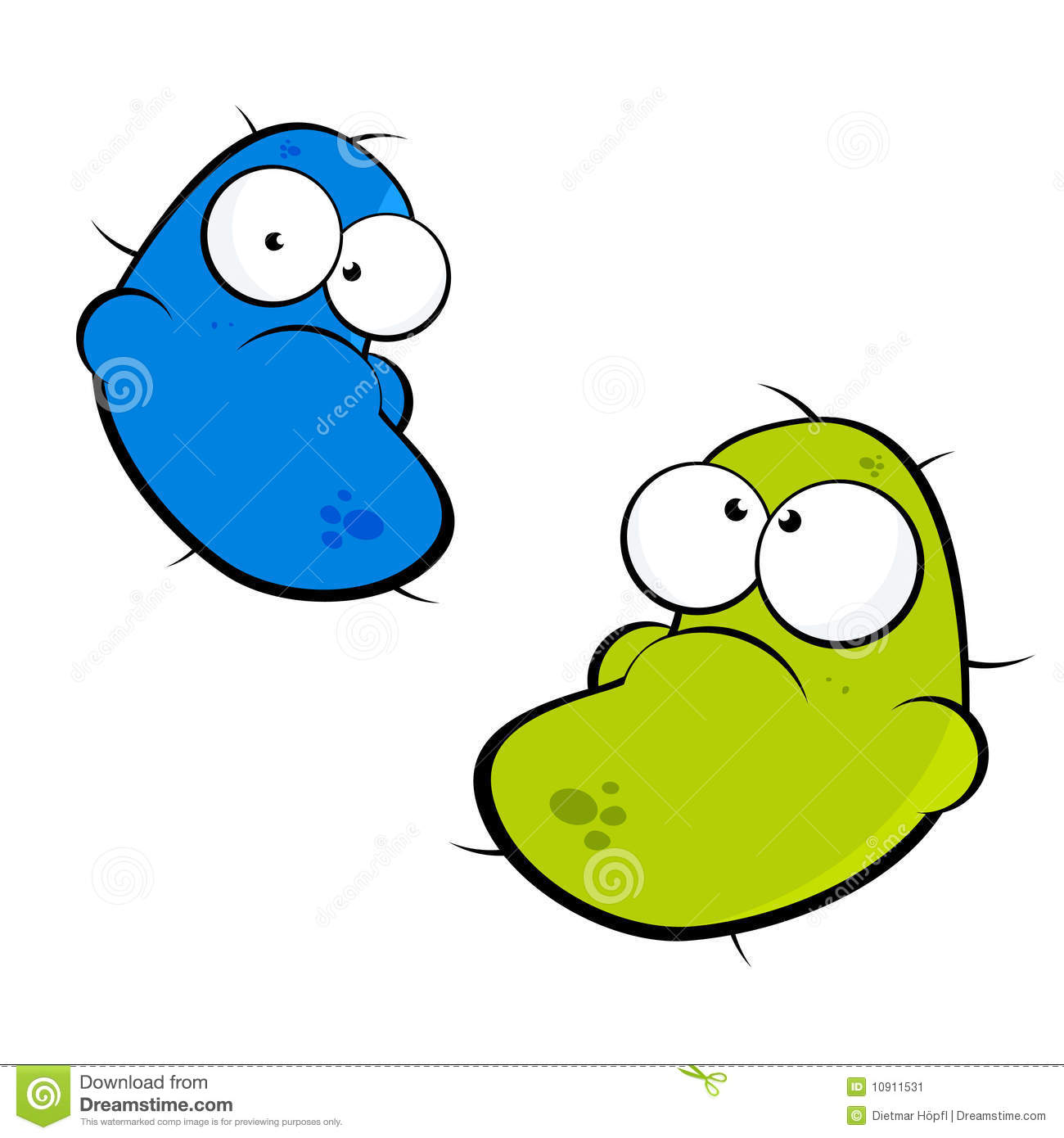 Germ cartoon cartoon germ characters