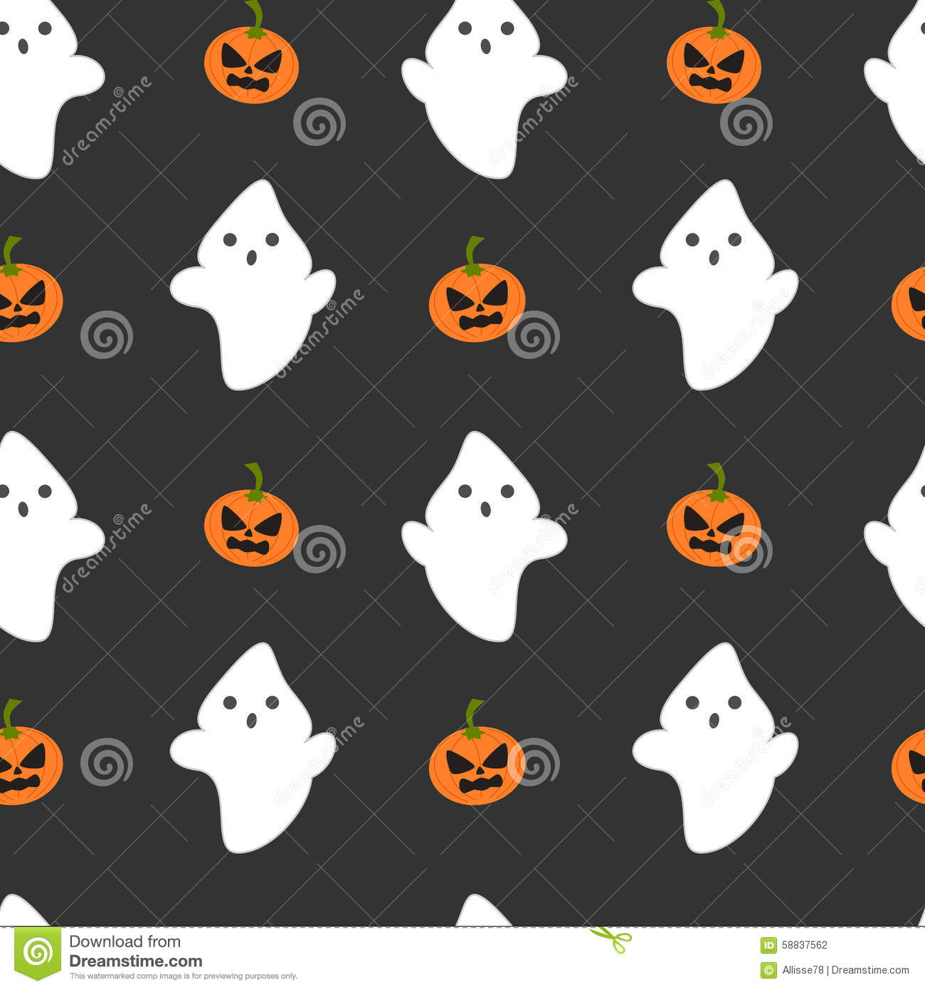 how to draw a ghost on a pumpkin