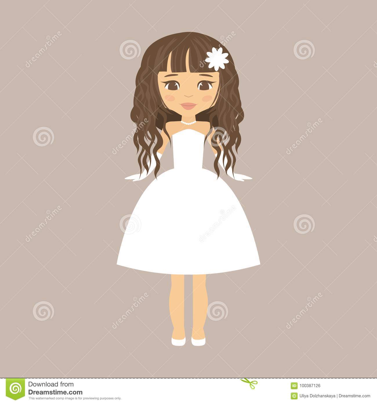 Cartoon Girl Curly Hair Stock Illustrations 4 720 Cartoon Girl Curly Hair Stock Illustrations Vectors Clipart Dreamstime