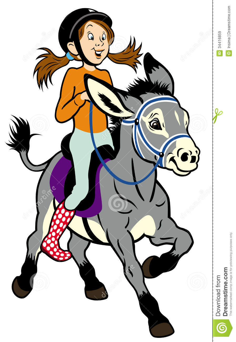 Cartoon Horse Clipart