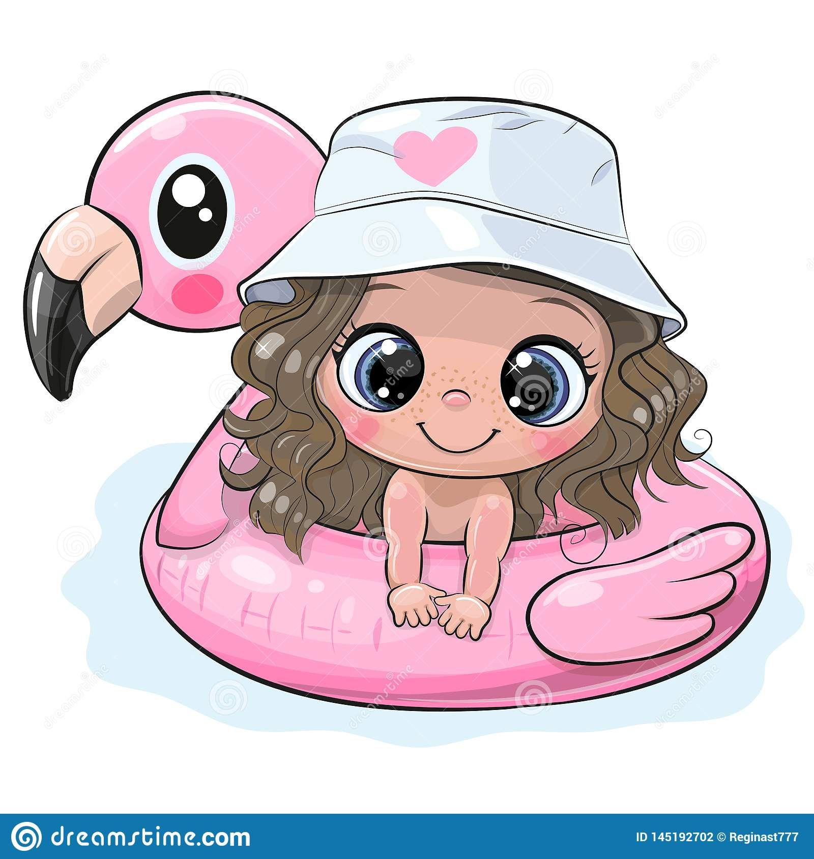 Cartoon Swimming Girl Stock Illustrations 8 786 Cartoon Swimming Girl Stock Illustrations Vectors Clipart Dreamstime