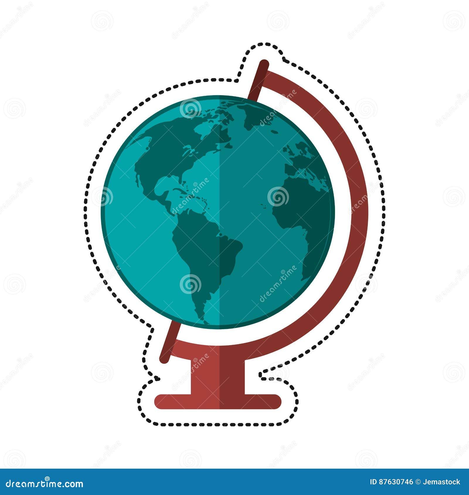 Cartoon globe world map icon stock illustration illustration of download cartoon globe world map icon stock illustration illustration of icon environment 87630746 gumiabroncs Gallery