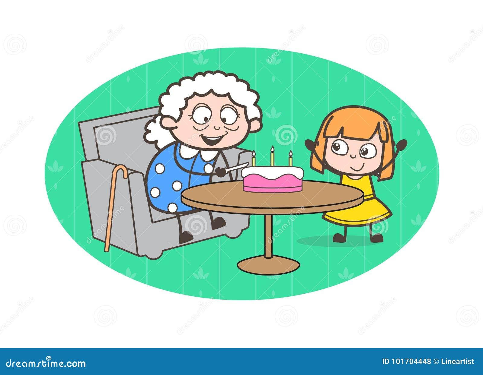Granddaughter Birthday Stock Illustrations 122 Granddaughter Birthday Stock Illustrations Vectors Clipart Dreamstime