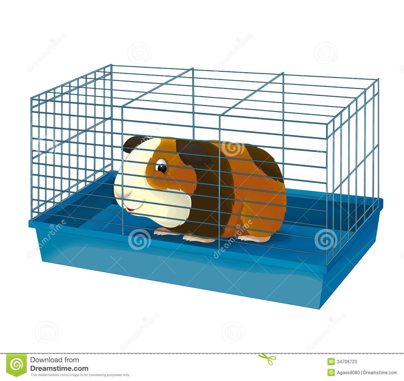 the cartoon guinea pig illustration for the children clipart kitchen cabinets clip art kitchen pictures
