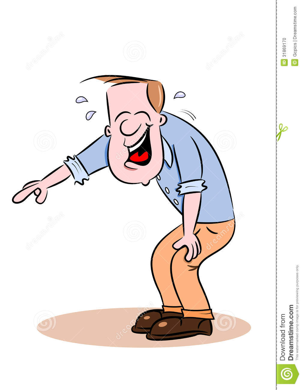 man laughing clipart - photo #47
