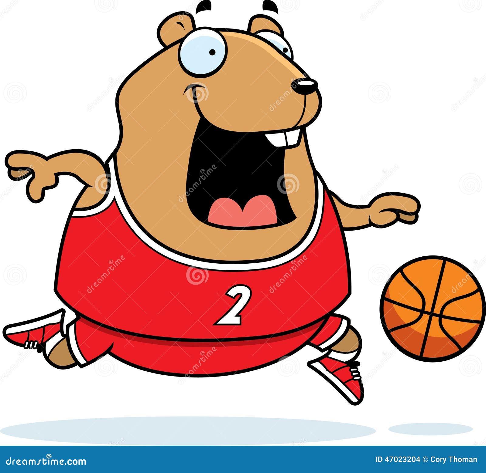 Cartoon Hamster Soccer stock vector. Illustration of ...  |Hamster Ball Clipart