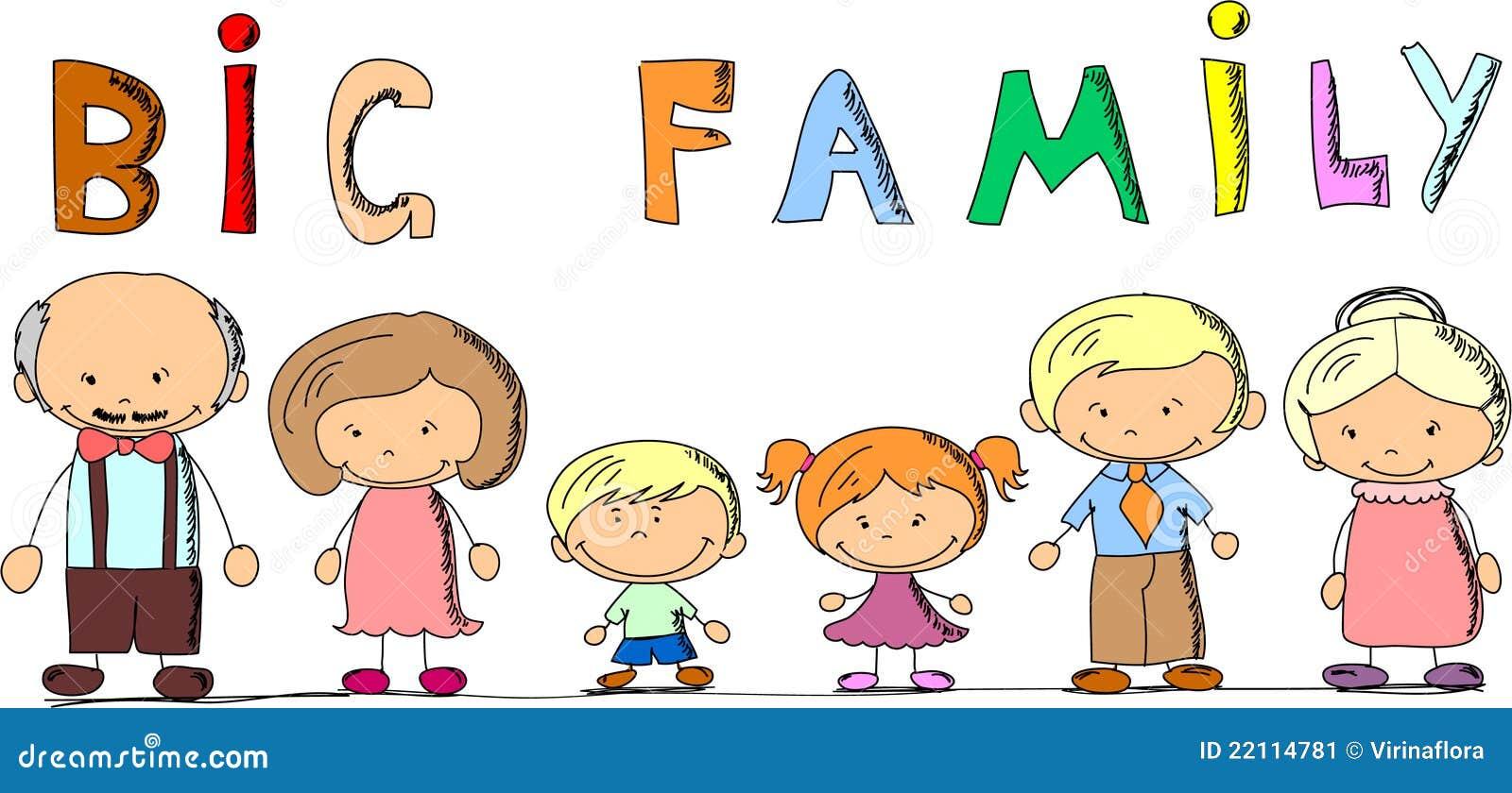 cartoon happy family vector stock image image 22114781 family reunion clip art images free family reunion clip art images google