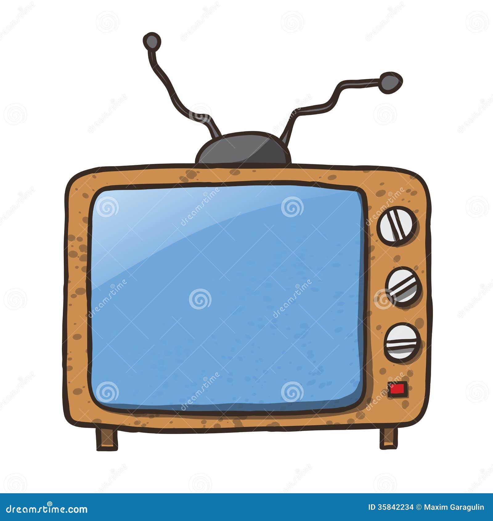 tv tecknad