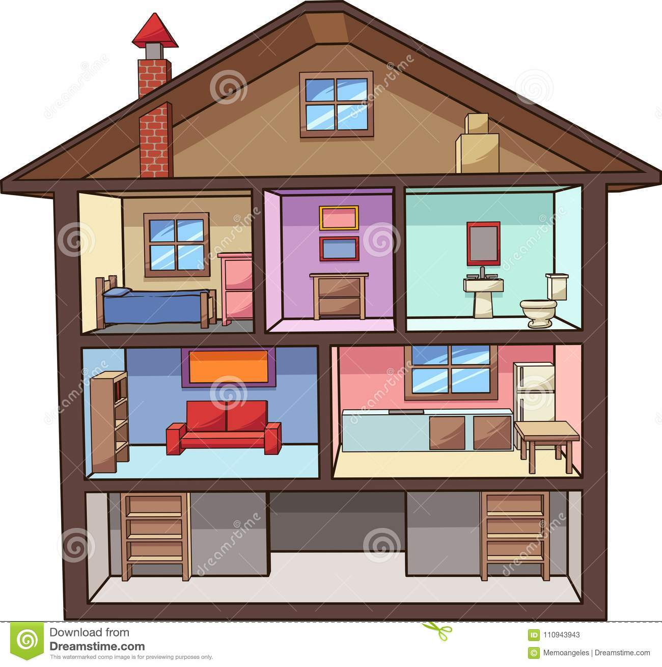 Cartoon House Stock Illustrations 220 029 Cartoon House Stock Illustrations Vectors Clipart Dreamstime