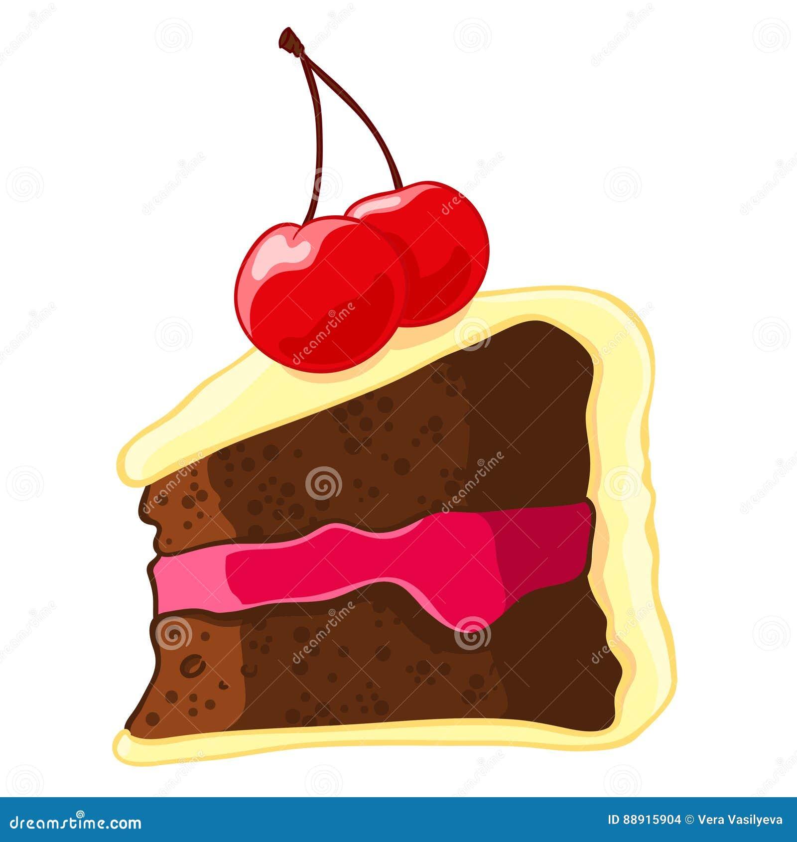 Fruitcake Cartoons Illustrations Amp Vector Stock Images